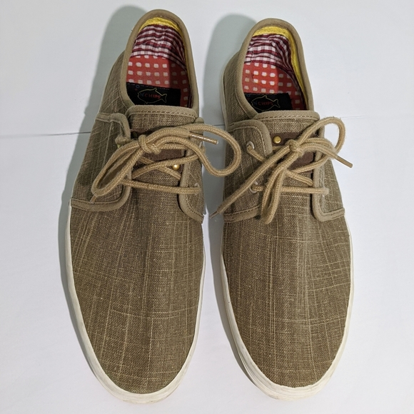 Fish N Chips Other - Fish N Chips Canvas Shoes 10